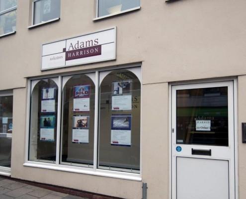 Adams Harrison Haverhill Office