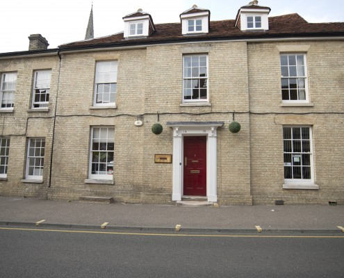 Adams Harrison Saffron Walden Office