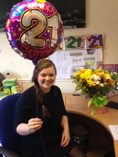 Katie Powell Trainee Legal Secretary at Adams Harrison