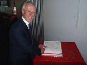 Tom Harrison Senior Partner At Adams Harrison Retires