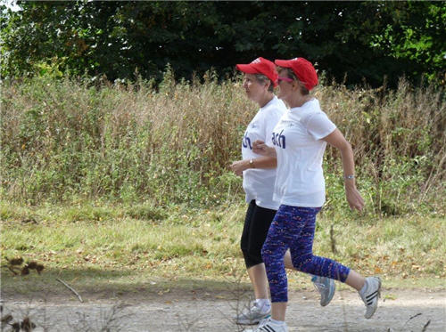 Adam Harrison Runners in EACH Fun Run 2016