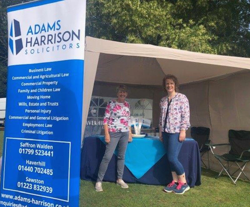 Adams Harrison at Haverhill Show 2019