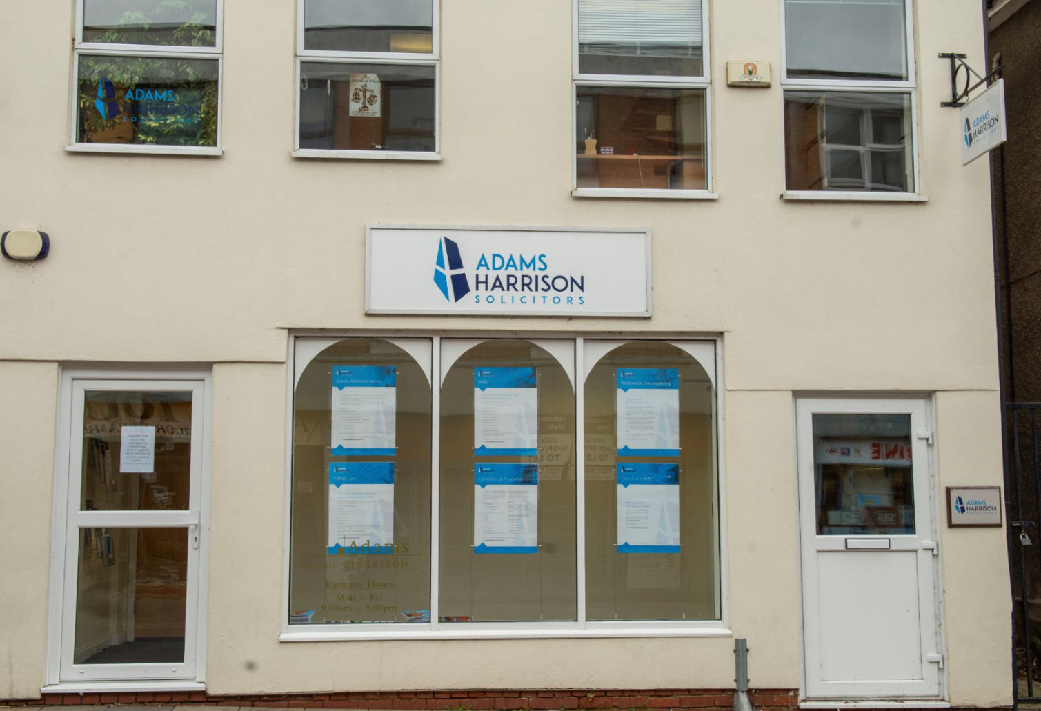 Adams Harrison Haverhill Office Oct 2019