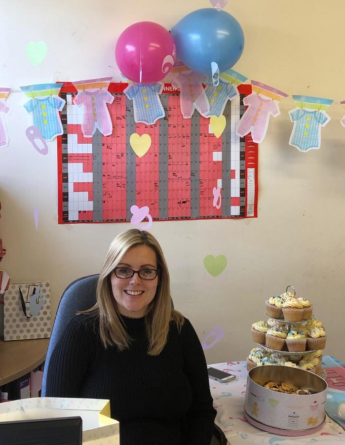 Emma Laidlaw Of Adams Harrison Starts Maternity Leave