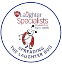 The Laughter Specialists Logo